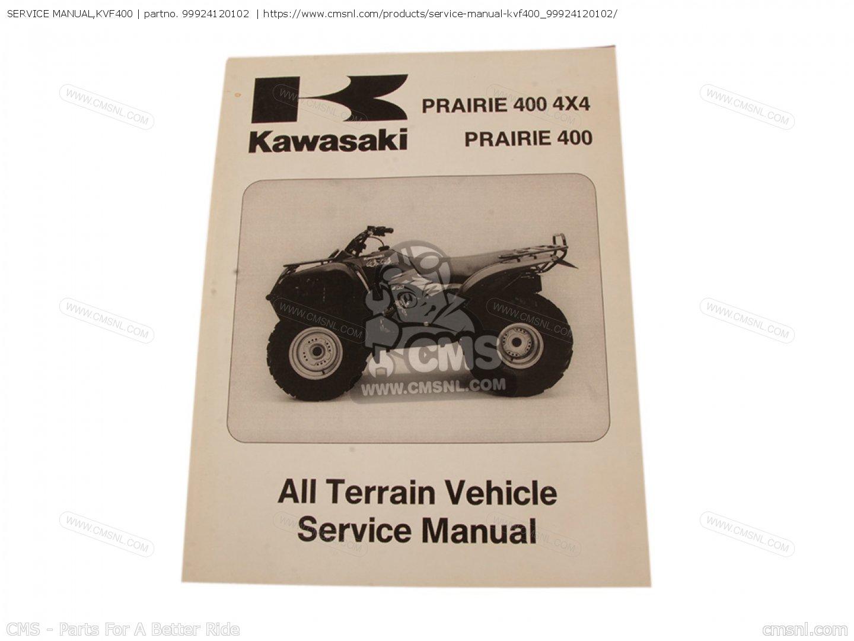 99924120102 service manual kvf400 kawasaki buy the 99924 1201 02 rh cmsnl com kvf 400 service manual kvf 400 service manual