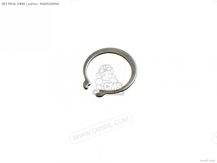 SET RING 20MM
