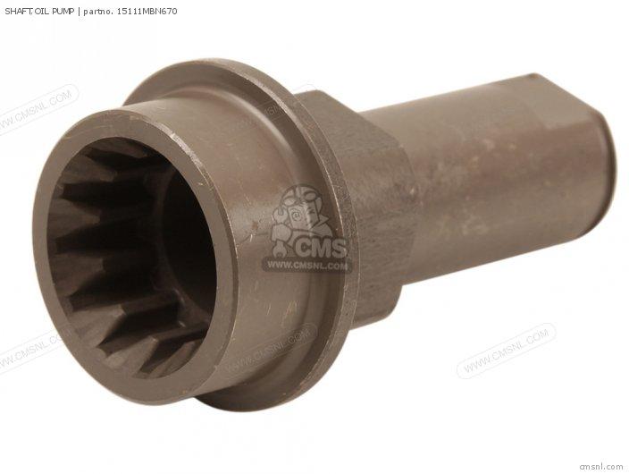 Shaft, Oil Pump photo