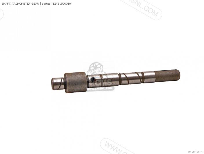 S600 Convertible General Export As285 Shaft  Tachometer Gear