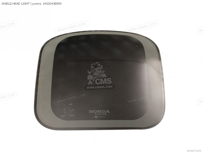 Shield, Head Light photo