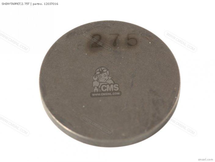 SHIM-TAPPET,2.75T