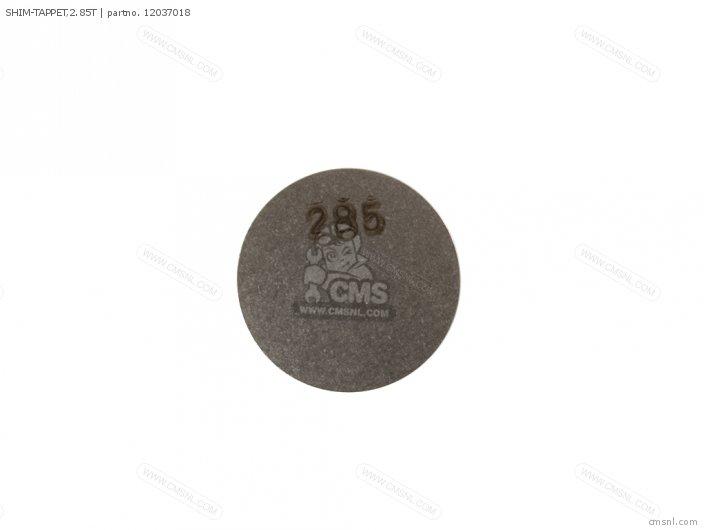 SHIM-TAPPET,2.85T