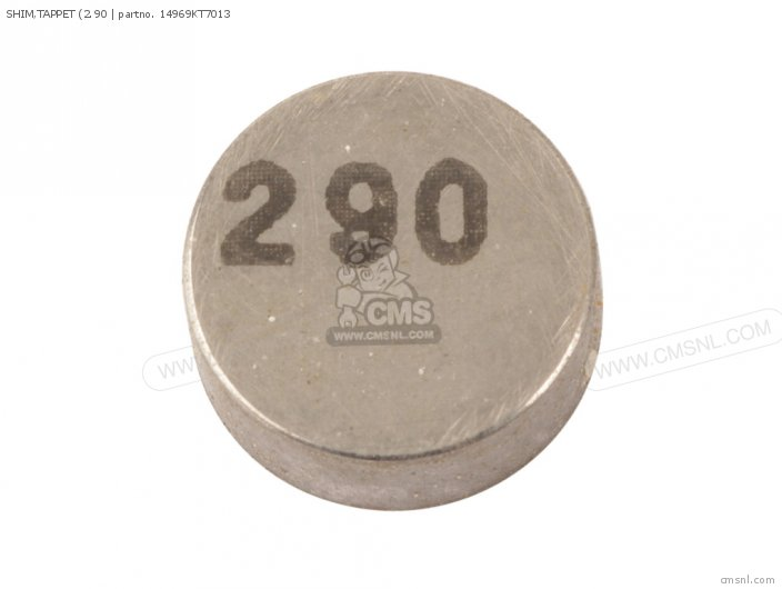 SHIM TAPPET 2 90
