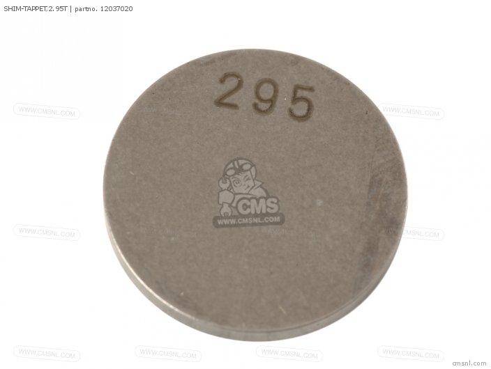 SHIM-TAPPET,2.95T