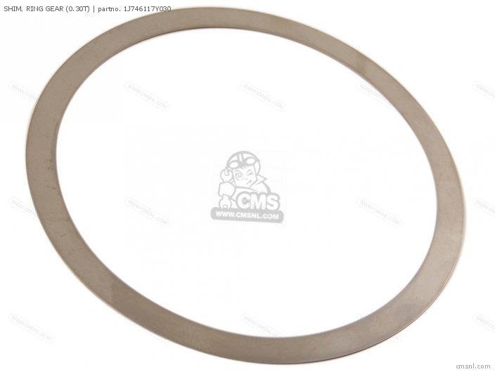 Shim, Ring Gear (0.30t) photo