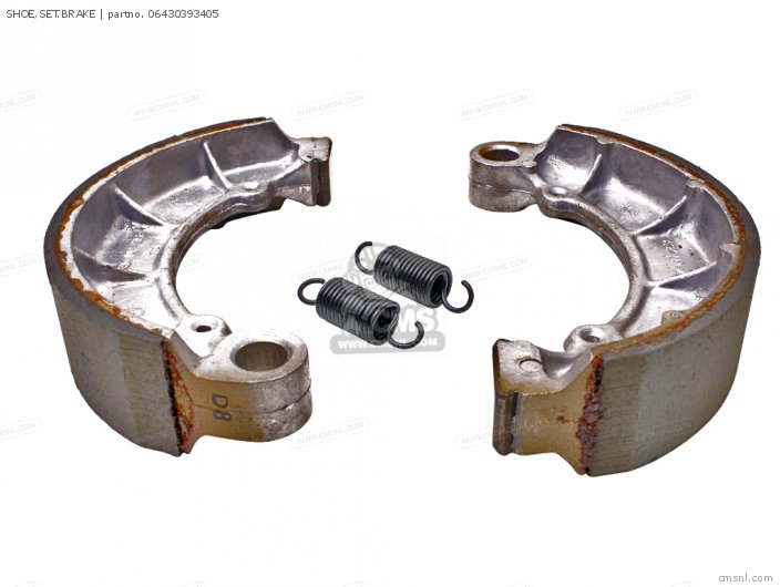Cb750ka 1980 Four general Export Mph Shoe set brake