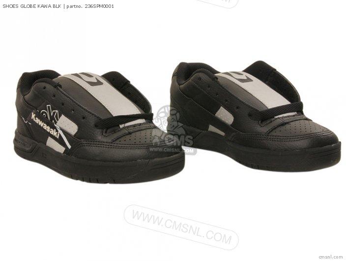 Shoes Globe Kawa Blk photo