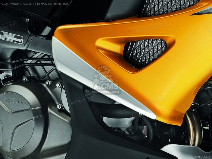 SIDE FAIRING ACCENT
