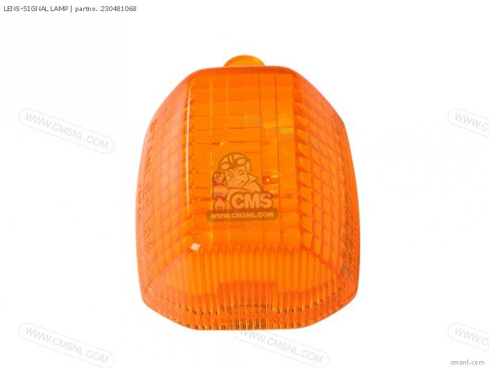 SIGNAL LAMP LENS