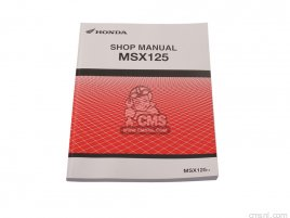 SM MSX125   13 E
