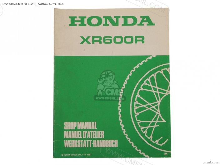 SMA XR600RM