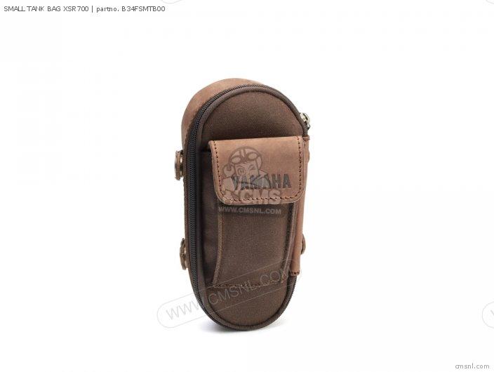 SMALL TANK BAG XSR700