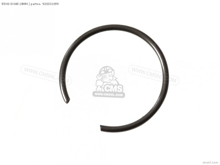 SNAP RING 18MM