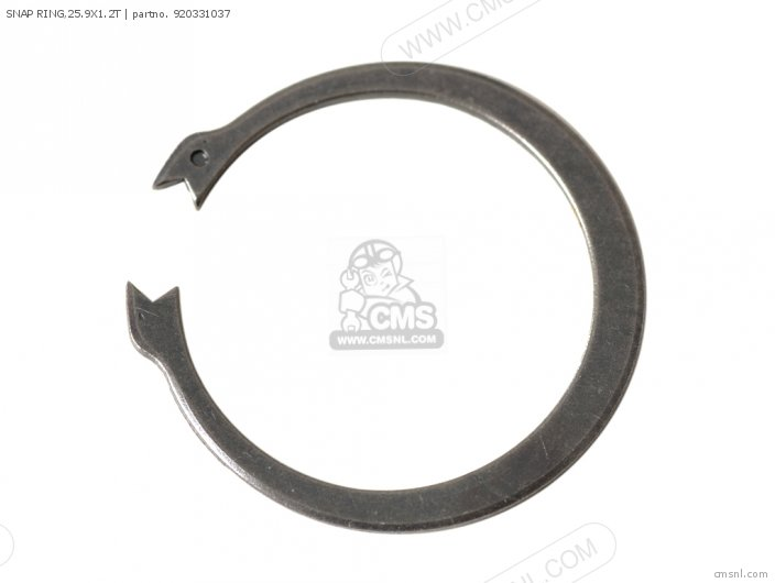 Snap Ring,25.9x1.2t photo