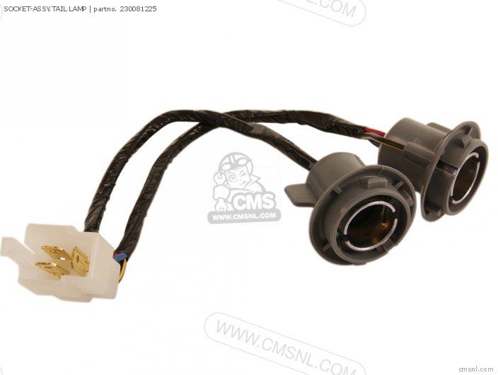 Socket-assy, Tail Lamp photo