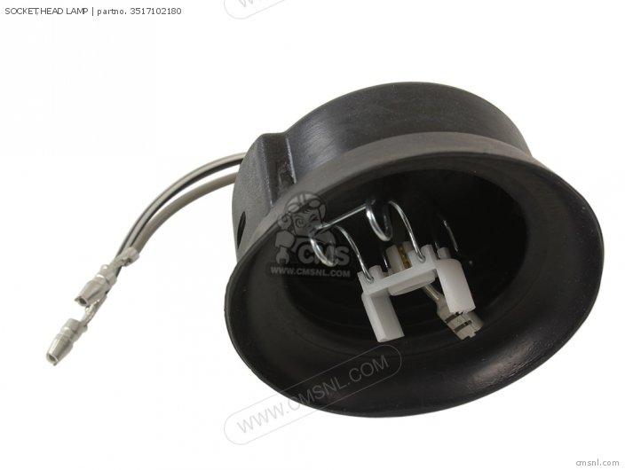 SOCKET, HEAD LAMP