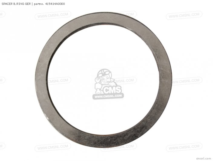 SPACER B,RING GER