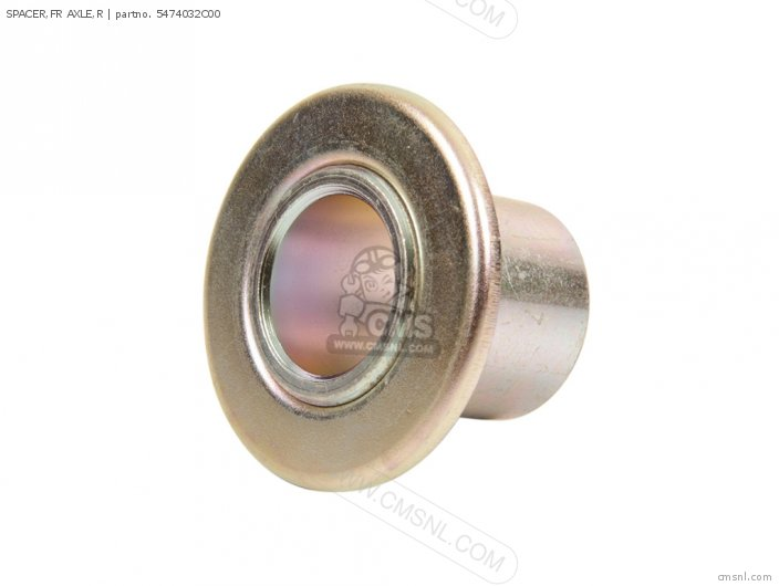 SPACER FR AXLE R