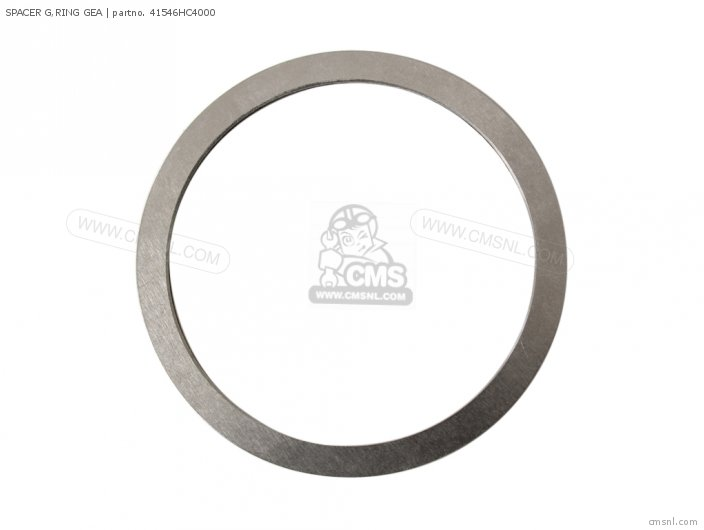 SPACER G,RING GEA