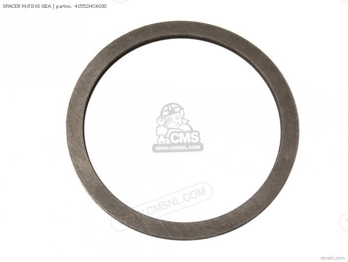 SPACER M,RING GEA