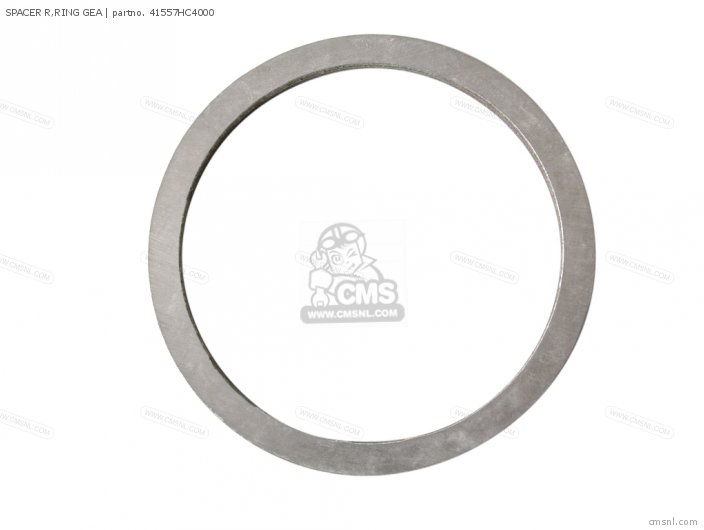 SPACER R,RING GEA