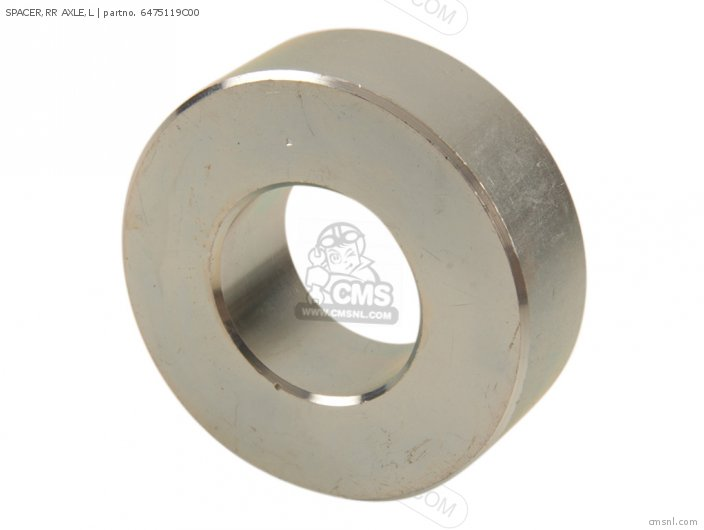 SPACER RR AXLE L