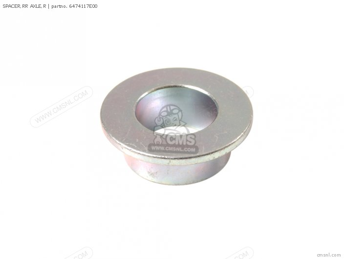 Spacer, Rr Axle, R photo