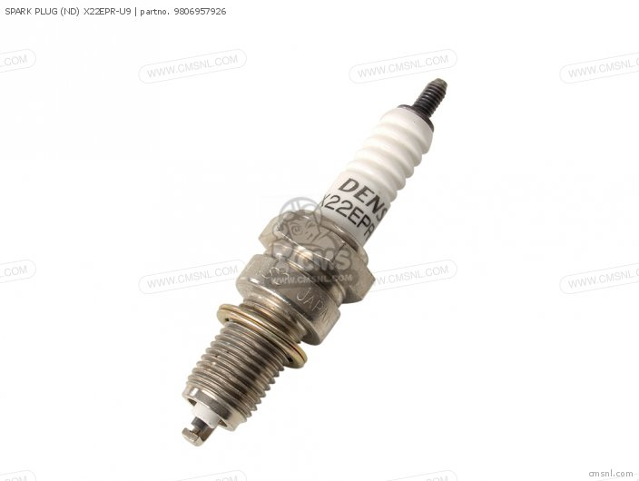 Vf1100c Magna 1983 d Usa Spark Plug nd X22epr-u9