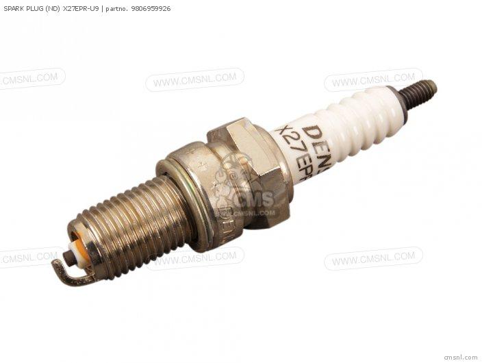 Cbr1000f Hurricane1000 1988 j Usa California Spark Plug nd X27epr-u9