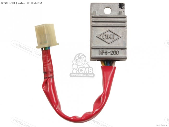 Honda Gl1100 Goldwing Aspencade 1983 (d) Usa Ignition Coil ...