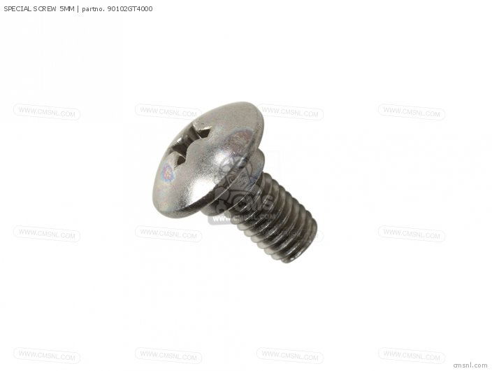 SPECIAL SCREW 5MM