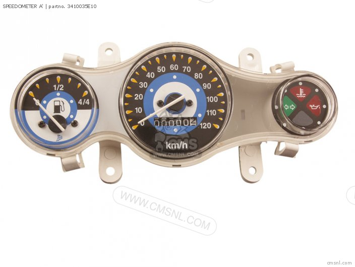 SPEEDOMETER A'