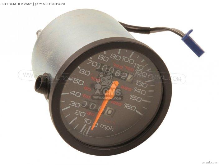 Speedometer Assy photo