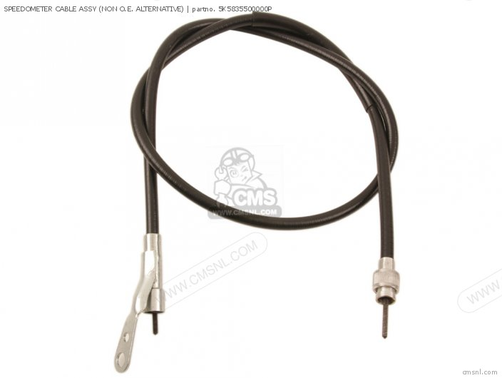 Speedometer Cable Assy (non O.e. Alternative) photo