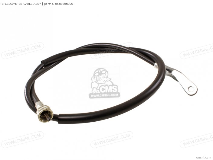 Speedometer Cable Assy photo