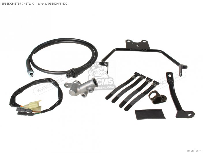Honda SPEEDOMETER INSTL KI 08E80HM4800