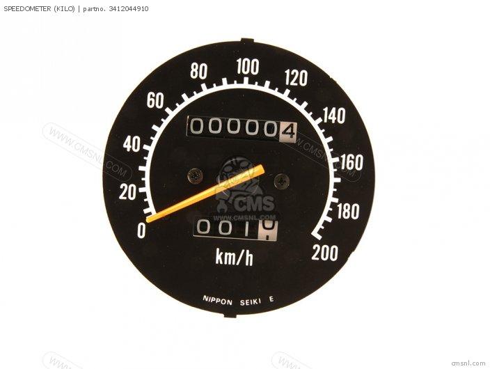 Speedometer (kilo) photo
