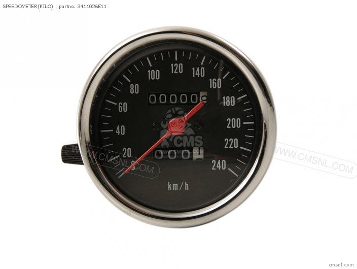 Speedometer(kilo) photo