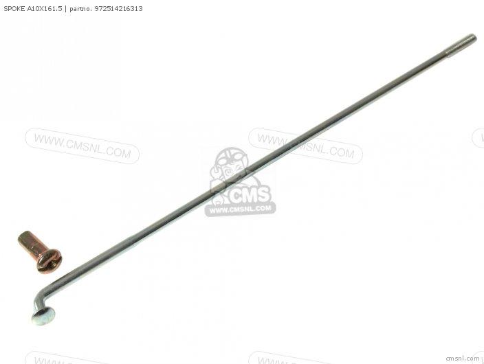 SPOKE B 10X161.5