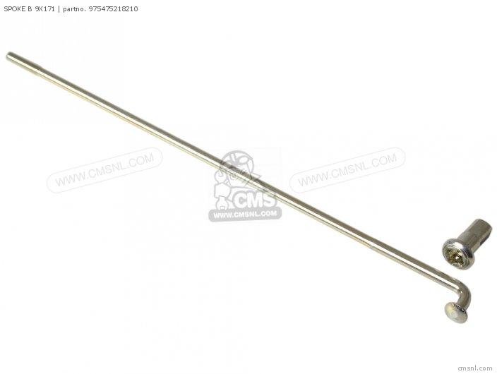 SPOKE B 9X171