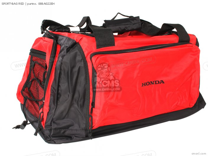 Sport-bag Red photo