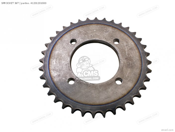 CA95 BENLY TOURING 150 USA SPROCKET 36T