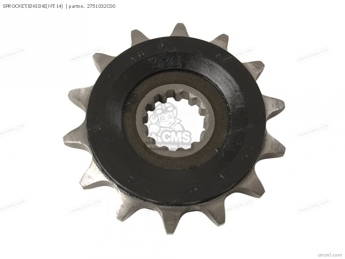 SPROCKET, ENGINE(NT:14)