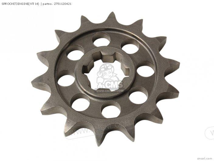 SPROCKET ENGINENT 14