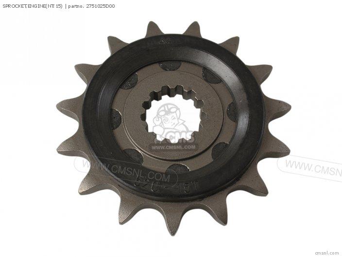 SPROCKET ENGINENT 15