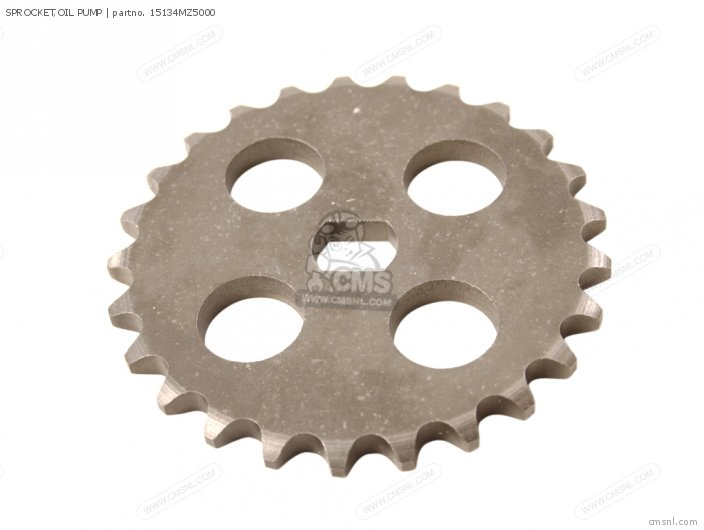SPROCKET,OIL PUMP
