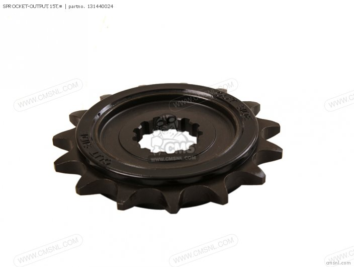 SPROCKET-OUTPUT 15T
