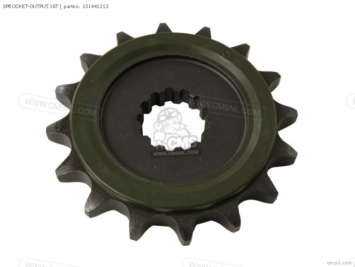 SPROCKET-OUTPUT,16T