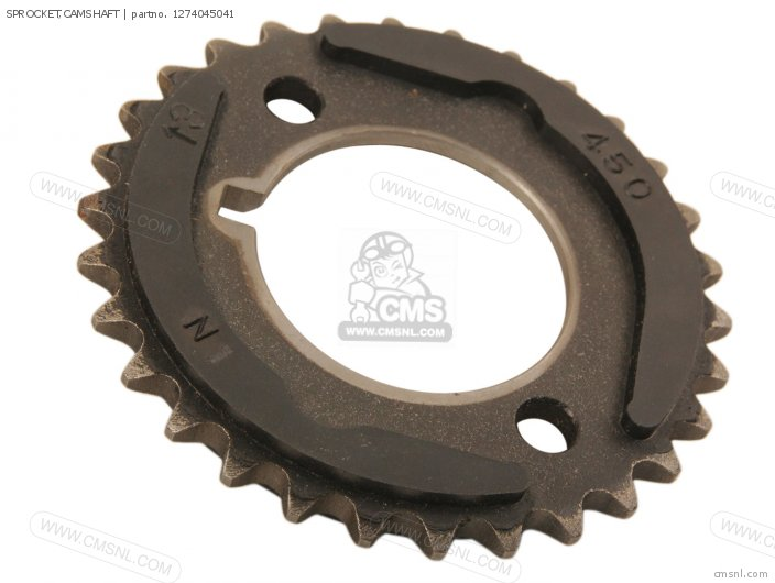 Sprocket, Camshaft photo